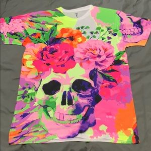 Electro Threads shirt